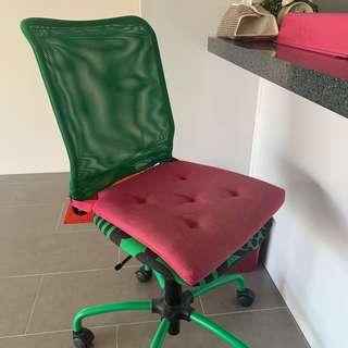 Ikea Chair Green