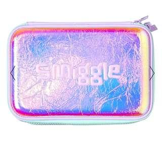 Smiggle Double Up Hardtop Pencil Case