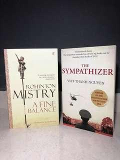 NTU HL2041 Asian Historical Literature: The Sympathizer and A Fine Balance