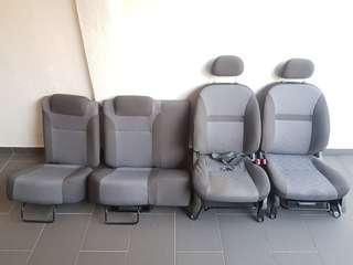 Myvi original seat 2009