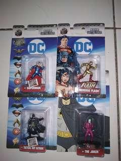Jada nano metalfigs DC bundle