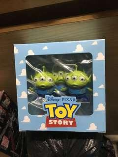 三眼仔 Alien little green men 反斗奇兵 toy story Pixar Disney