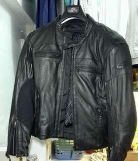 AXO Sport  Devil MOTO Jacket - Black  , M