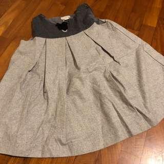 4T NEW One plus One Grey Winter Dress