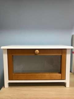 Wooden display box from Japan