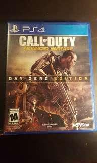 Call of duty advance warfare (day zero edition)