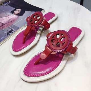 tory burch slippers (authentic)