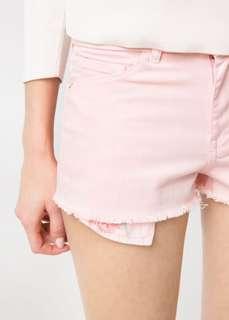 Sexy Pink Shorts