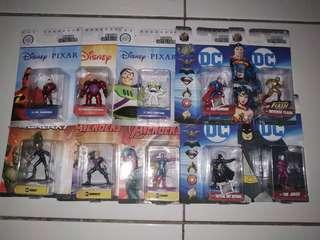 Jada nano metalfigs big bundle isi 10