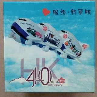 中華航空40週年記念版3D拼圖