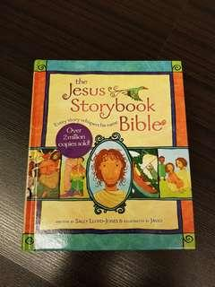 The Jesus Storybook Bible : Every Story Whispers His Name