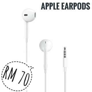 NEW Original Apple EarPods with 3.5 mm Headphone Plug (Postage Only)