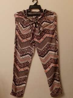 DOROTHY PERKINS PANTS WITH TIE