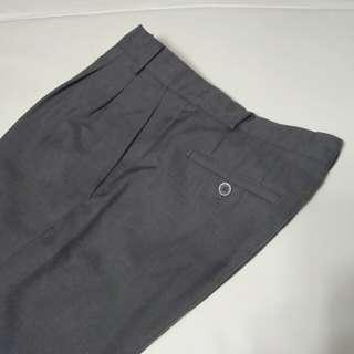 25%羊毛校服褲25%wool boys' school uniform