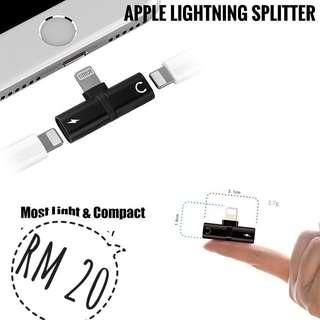 NEW Lightning Splitter for iPhone #PUBG (Postage Only)