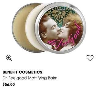 Flash sale! BNIB Benefit Dr Feelgood