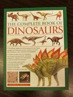 Complete Book of Dinosaurs, By Dougal Dixon