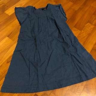 4T NEW Imoga Blue Thin Dress
