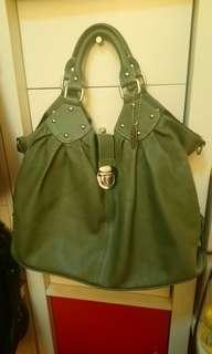 義大利MeMo's saccs真皮手提包