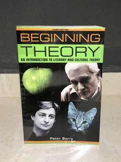 NTU HL2024 Approaches to Literature: Beginning Theory: An Introduction to Literary and Cultural Theory
