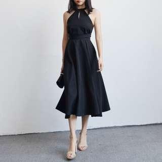 Instock High Neck Halter Dress(CNY SPECIAL)