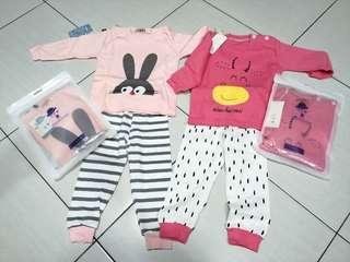 Baby Pyjamas 2set
