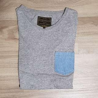 Cotton On Grey Tee