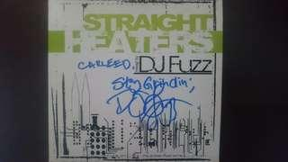 DJ Fuzz - Straight Heaters Mixtape (2007) *Rare Item