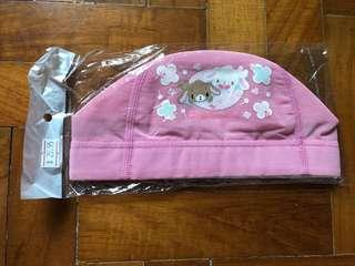 🚚 BN Authentic Sanrio Girl's Swim Cap