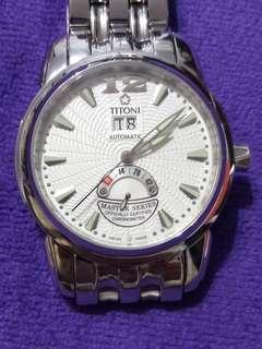 TITONI Automatic Watch