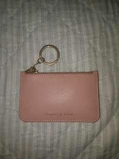 Charles & keith Coin purse x Card holder