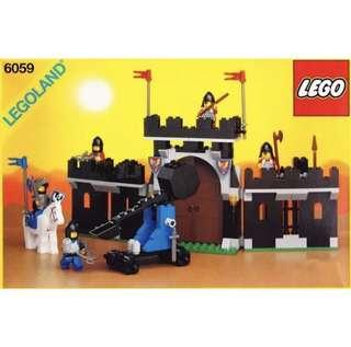 LEGO 6059 Castle Knight's Stronghold (MISB)