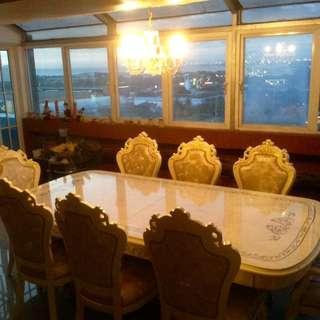 8-Seater dining set