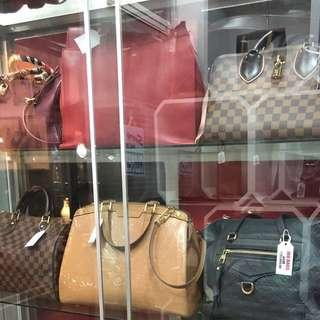 💯%Original Branded Bags