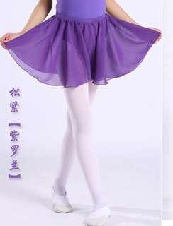 全新兒童芭蕾舞紗裙