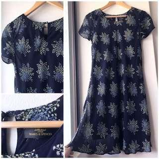 St Michaels for Marks & Spencer dress