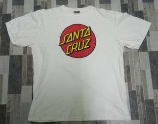 Santa Cruz tshirt