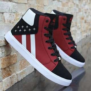 BN Red Star Mid-Cut Shoe