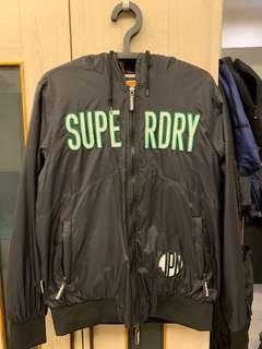 🚚 Superdry 極度乾燥 防風外套