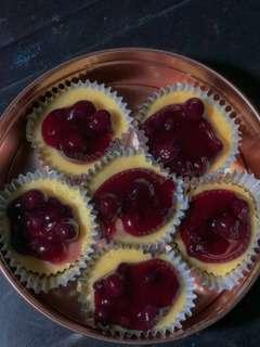 Blueberry cheesecake (550 for 1 dozen) pm for orders