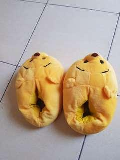 Pooh shoes