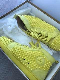 Christian Louboutins Sneakers Size 43