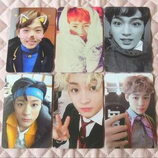INCOMING INSTOCK SECURED NCT DREAM MY FIRST AND LAST THE FIRST PHOTOCARDS PO