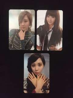 [CLEARANCE] GIRLS GENERATION OFFICIAL PHOTOCARDS