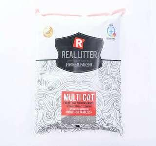 10L Real Litter Multicat