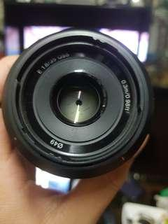 SONY 35MM F1.8 SEL35F18 E-mount Lens