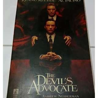 The Devil's Advocate (By Andrew Neiderman)