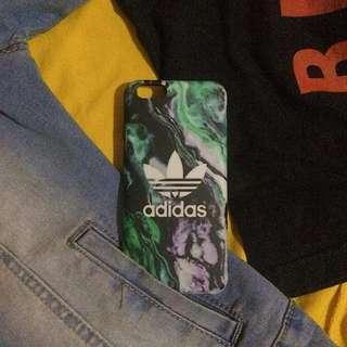 Adidas marble case