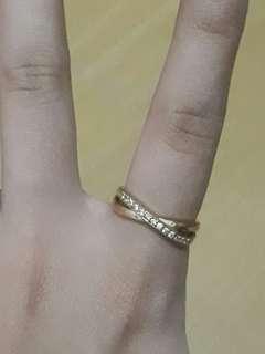 Infinity Ring + Cat Ring