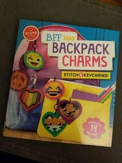 Klutz - BFF Backpack Charms